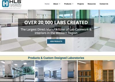 Hanson Lab Solutions Home Page